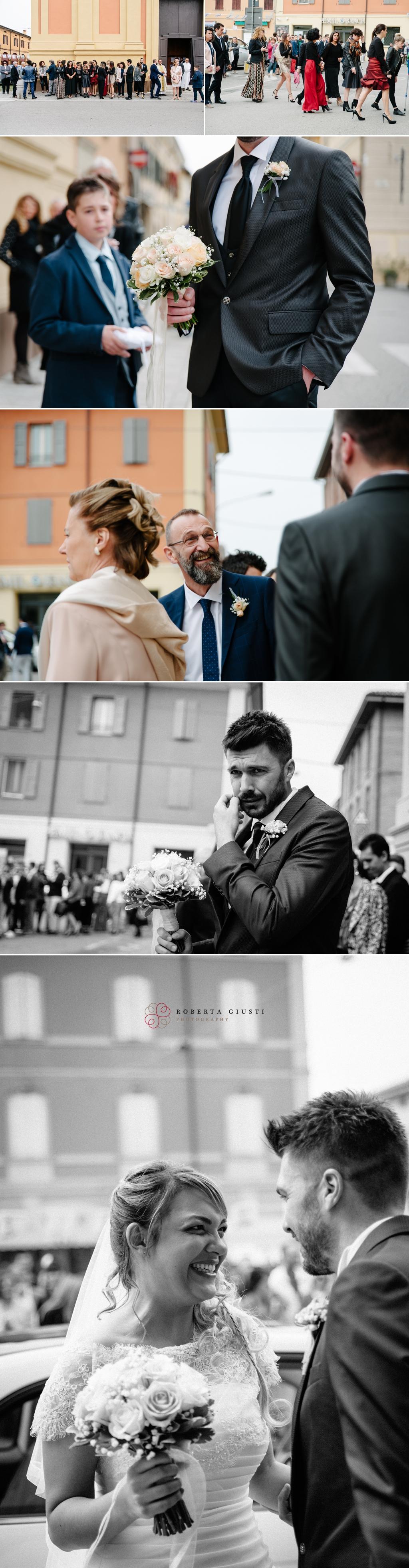 fotografo matrimonio aspettando la sposa
