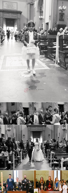 fotografo matrimonio ingresso in chiesa