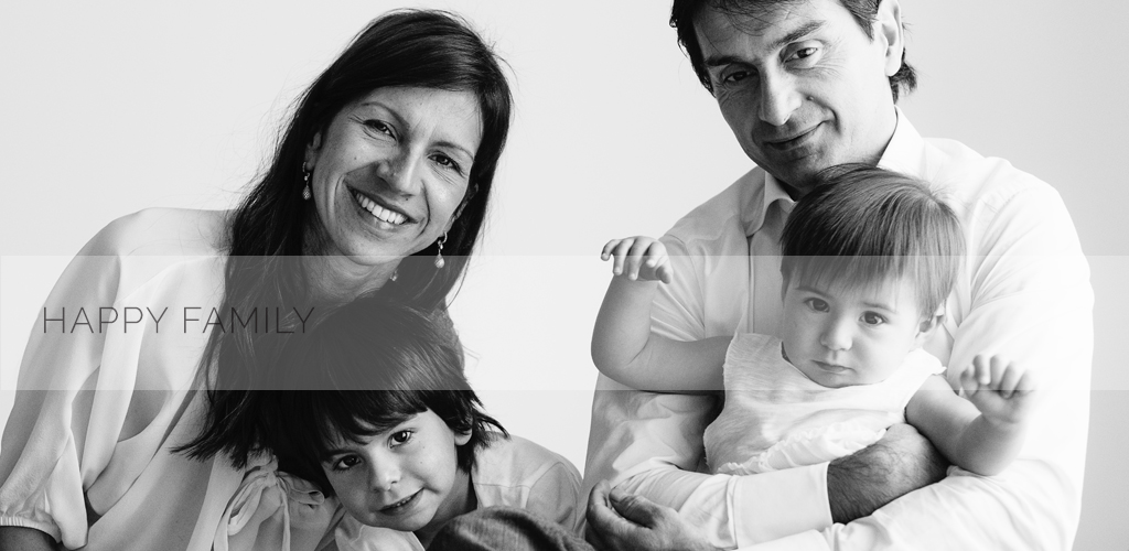 Happy Family | Servizio Fotografico Famiglia Bologna