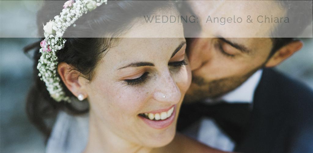 Angelo & Chiara | Matrimonio in Ticino, Rovio