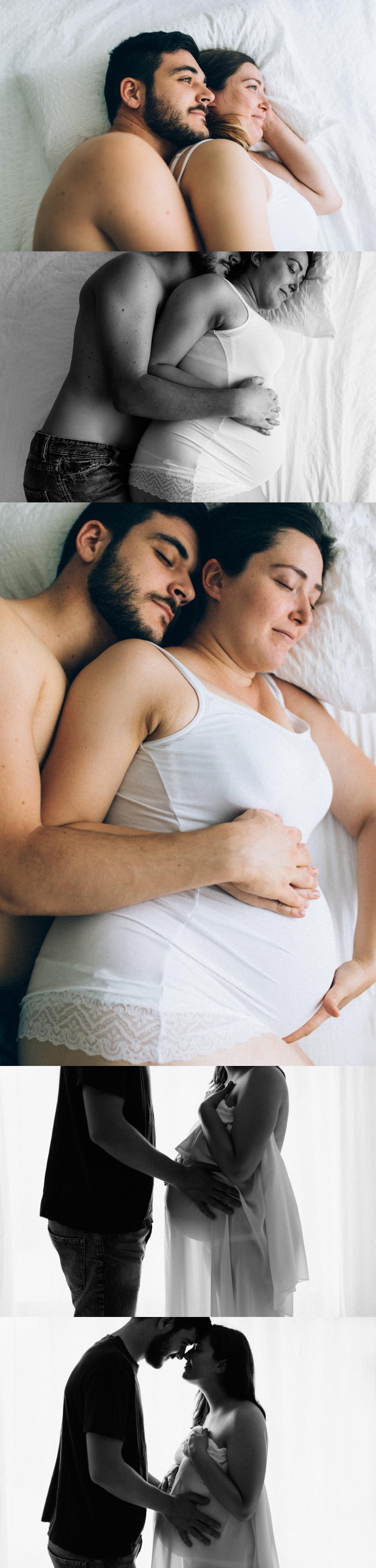 fotografia gravidanza imola