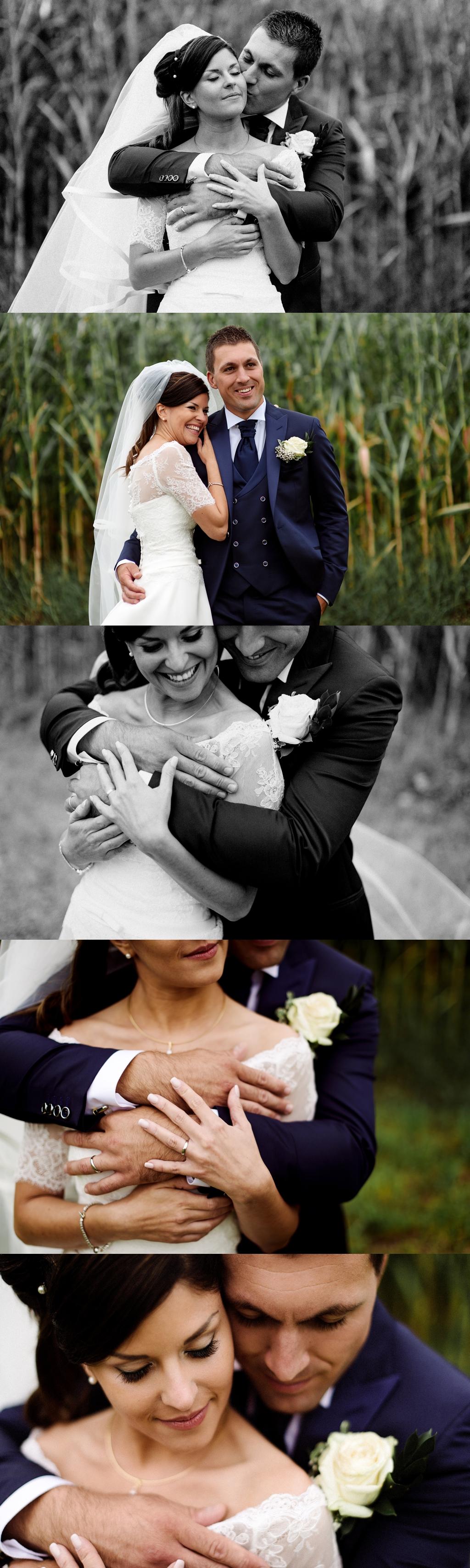 fotografo matrimonio ritratto sposi abbracci