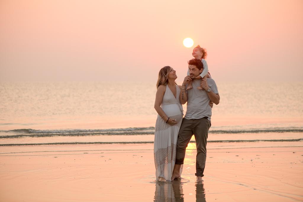 Servizio fotografico all'alba con bambini piccoli: si può fare?