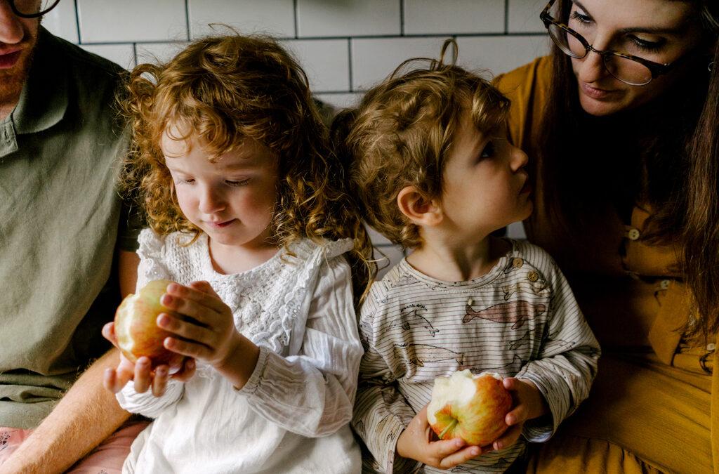 Foto e Video di Famiglia Lifestyle per una famiglia speciale